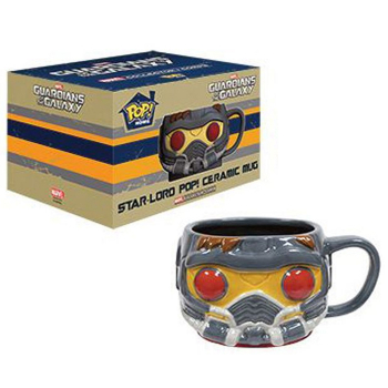 Starlord Guardians Of The Galaxy Funko POP! Cup
