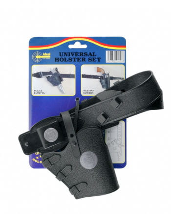 Universal Holster Set Black