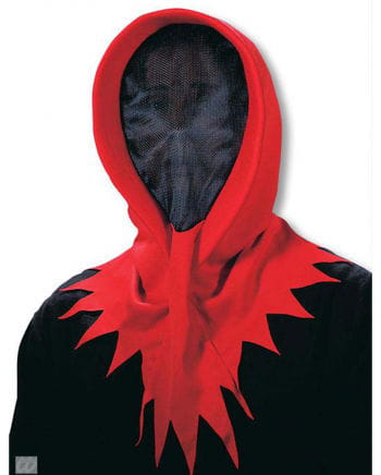 Unsichtbares rotes Phantom Maske