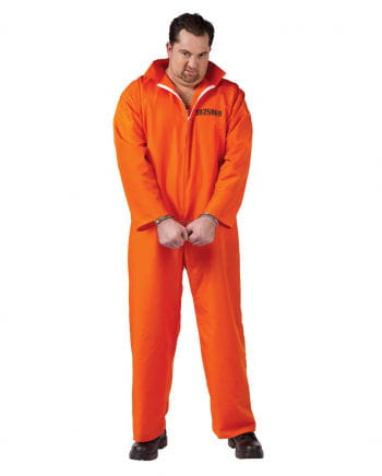 US Prisoner Costume XL