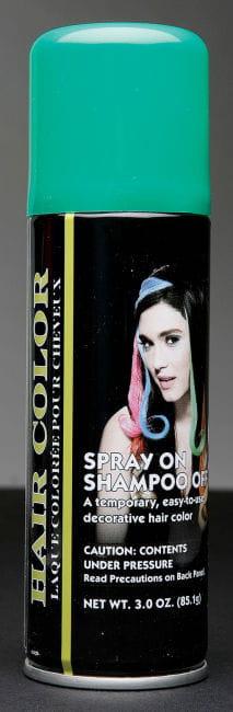 Hairspray Green