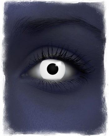 UV White Contact Lenses