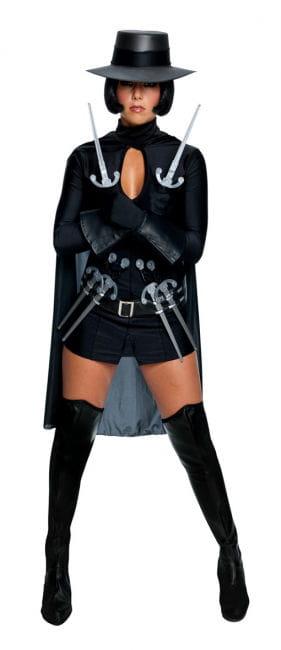 V for Vendetta Damenkostüm