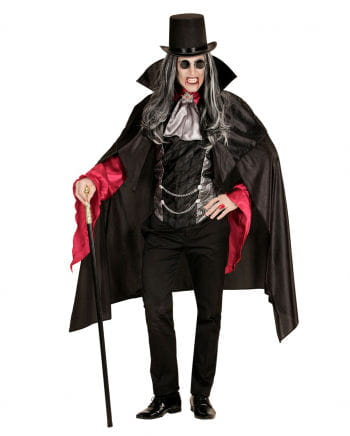 Vampire Gentleman costume 3 pcs.