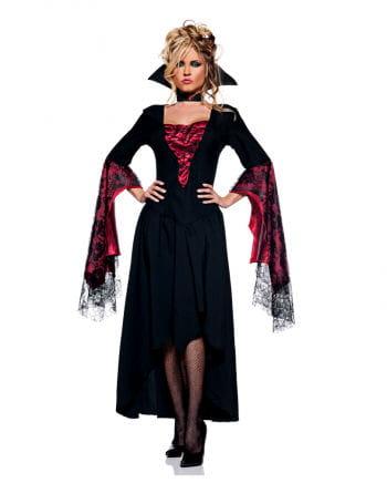 Vampir Gräfin Premium Kostüm Gr. XL