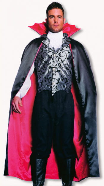 Vampire Costume black-red