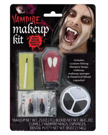 Vampir Make Up Set u. Eckzähne