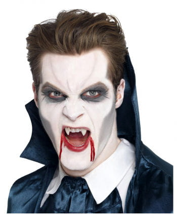 vampir make up 4 teilig vampir schminken leicht gemacht horror. Black Bedroom Furniture Sets. Home Design Ideas