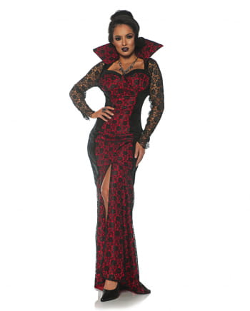 Vampirkönigin Damenkostüm