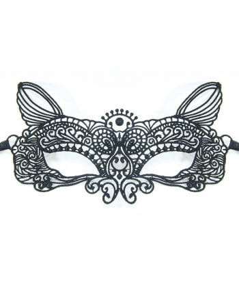 Venetian Fabric Mask Cat