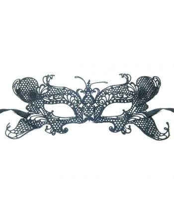 Venezianische Stoffmaske Schmetterling