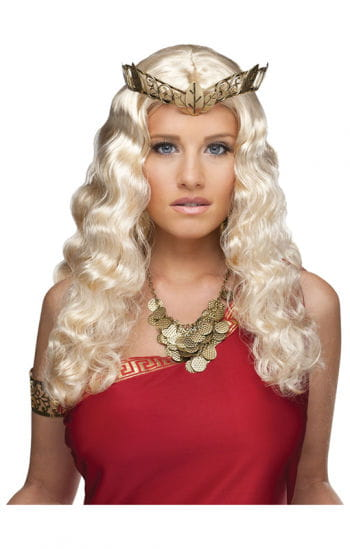 Venus Langhaar Perücke blond