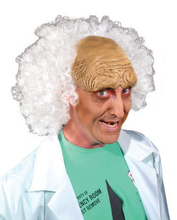 Crazy Professor Wig