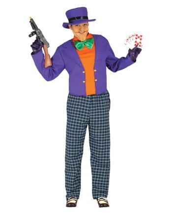 Crazy Joker Men Costume
