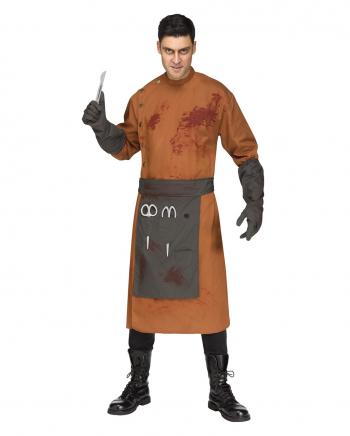 Crazy Nerve Doctor Men Costume