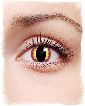 Dragon Eye Contact Lenses Purple
