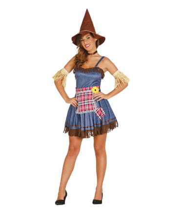 Naughty Scarecrow Costume