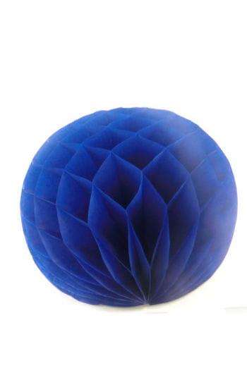 Wabenball blau 50 cm