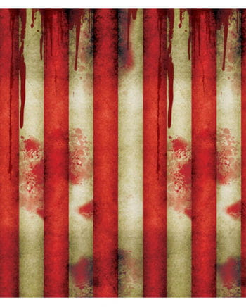 Wandfolie Bloodbath In The Circus