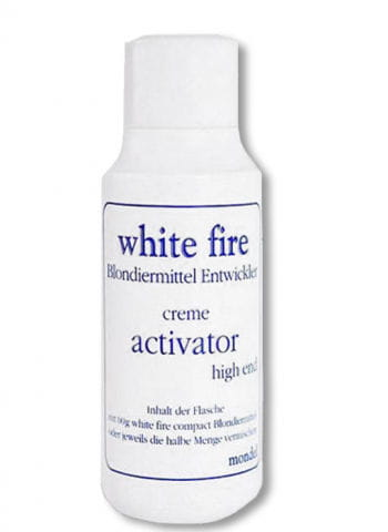 Directions White Fire Creme Activator 6%