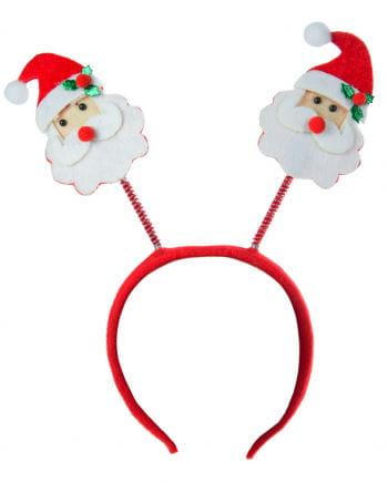 Weihnachtsmann Haarreif