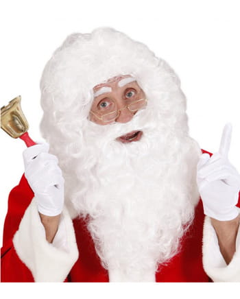 Santa Claus wig with beard