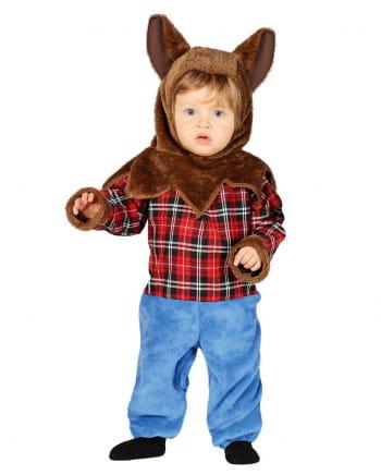 Werwolf Kleinkinderkostüm
