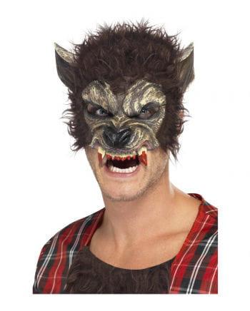 Werwolf Halbmaske Vinyl