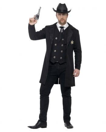 Sheriff Kostüm Plus Size