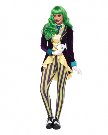 Wicked Trickster Ladies Costume