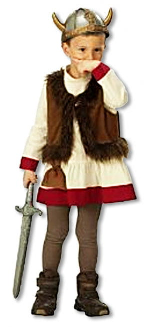 Viking Costume for Children