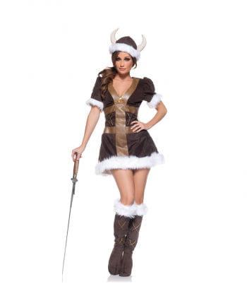 Viking Princess Premium Costume XL