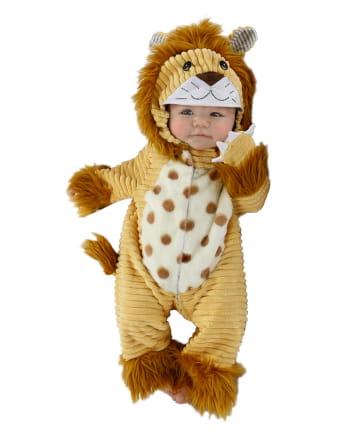 Wilder Löwe Babykostüm