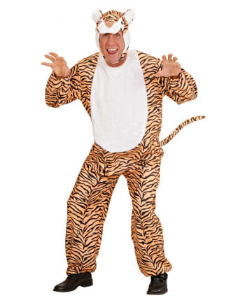 Wild Tiger Costume Overall