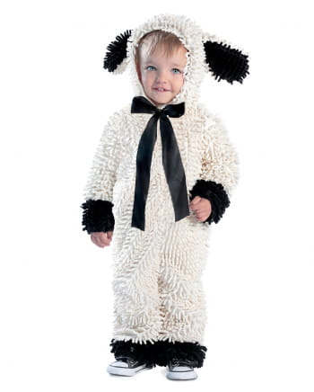 Funny Sheep Toddler Costume Suit
