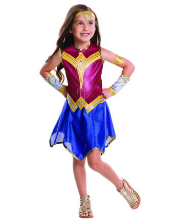 Wonder Woman children's costume 6 pcs.