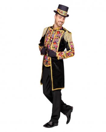 Circus Tamer Men Tailcoat