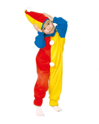 Circus Clown Infants Costume