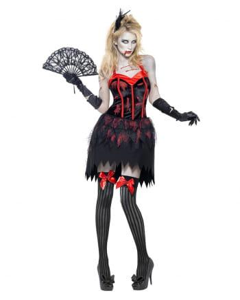 Zombie Burlesque Costume