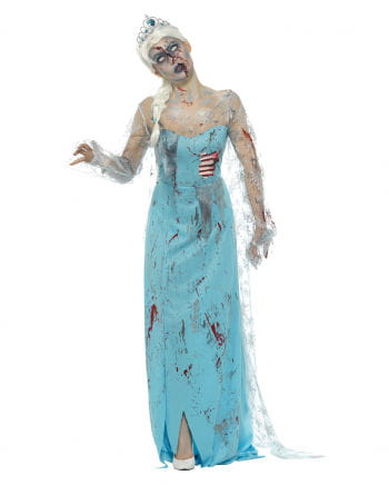 Zombie Ice Queen Costume