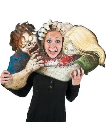 Zombie Photo Backdrop