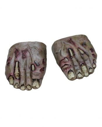 Zombie Feet Rotted