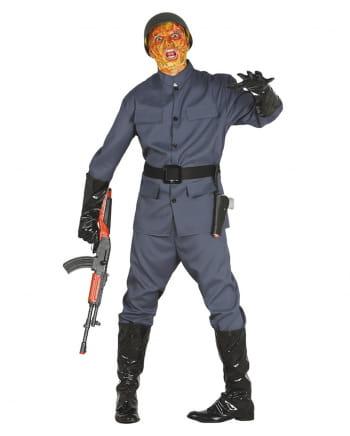 Zombie Soldat Herrenkostüm