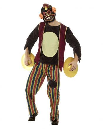 Zombie Circus Monkey Deluxe Costume