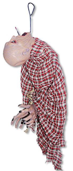 Zombie am Fleischerhaken 60cm