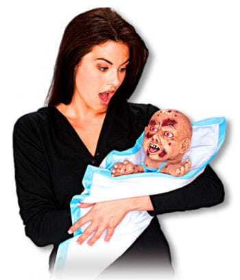 Zombie Baby Hand Puppet