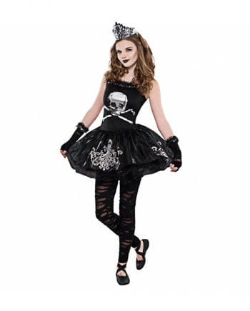 Zombie Ballerina Teen Kostüm