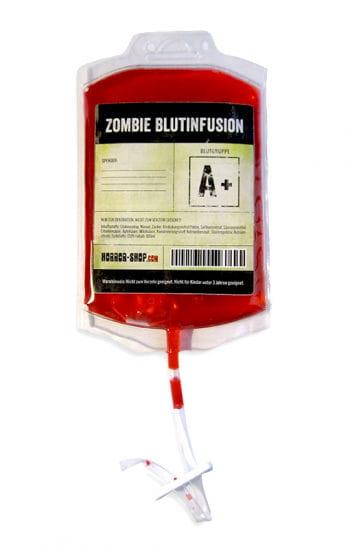 Zombie Blut Schleim Infusion