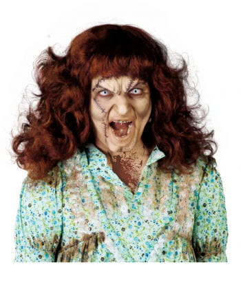 Zombie exorcist Wig