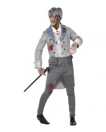 Zombie Graf Kostüm